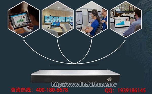 远程视频会议系统原理
