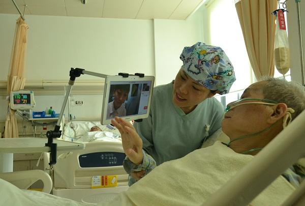 ICU医用视频探视系统