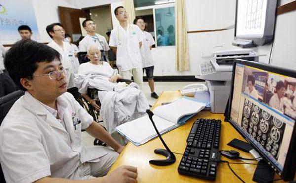远程医疗服务