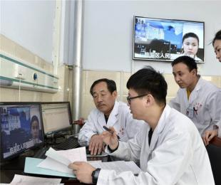远程会诊系统在麦盖提的应用调研