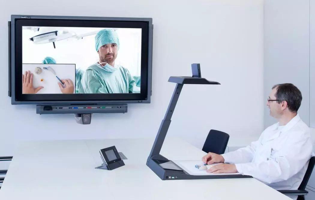 数字视频远程医疗会诊系统