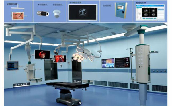 手术示教系统功能
