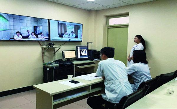远程诊疗系统