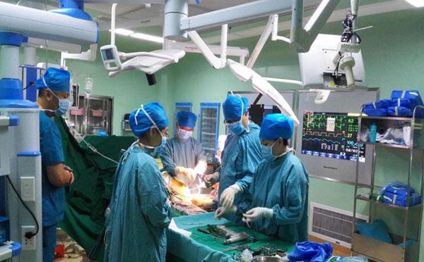 移动式手术室示教系统