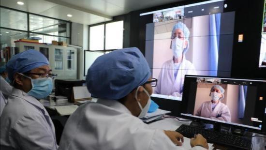 5G远程会诊系统